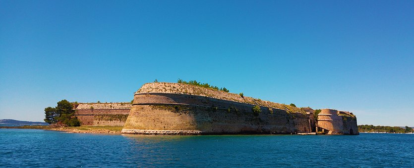 St. Nicholas Fortress in Šibenik reopened to visitors