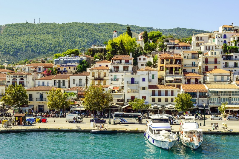 It is a priority for Skiathos to preserve its natural beauty and environment