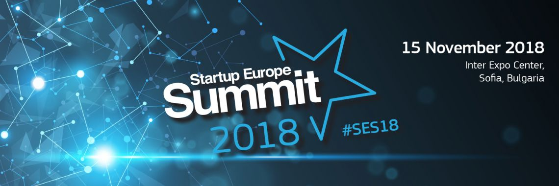 The European Startup Event comes to Sofia on 15 November