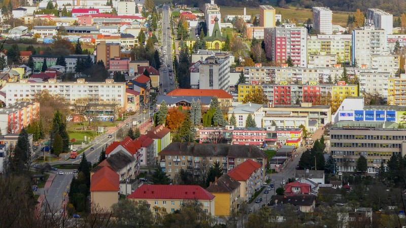 Svidník is a really good place to live and raise children