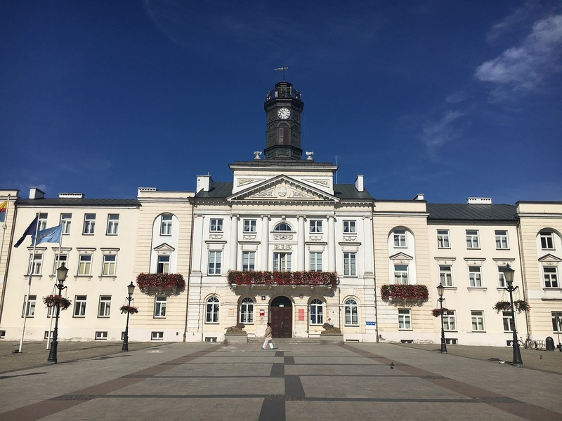 Town hall of Plock