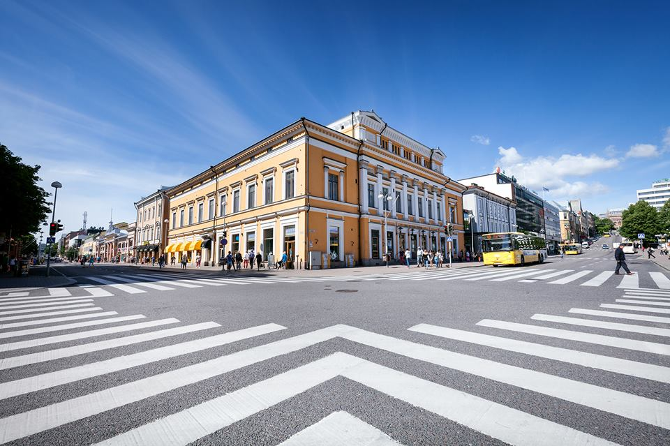 Turku is one of the smartest cities in the world