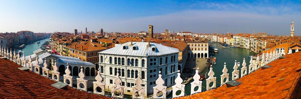 Il matrimonio dell'anno a Venezia sta arrivando