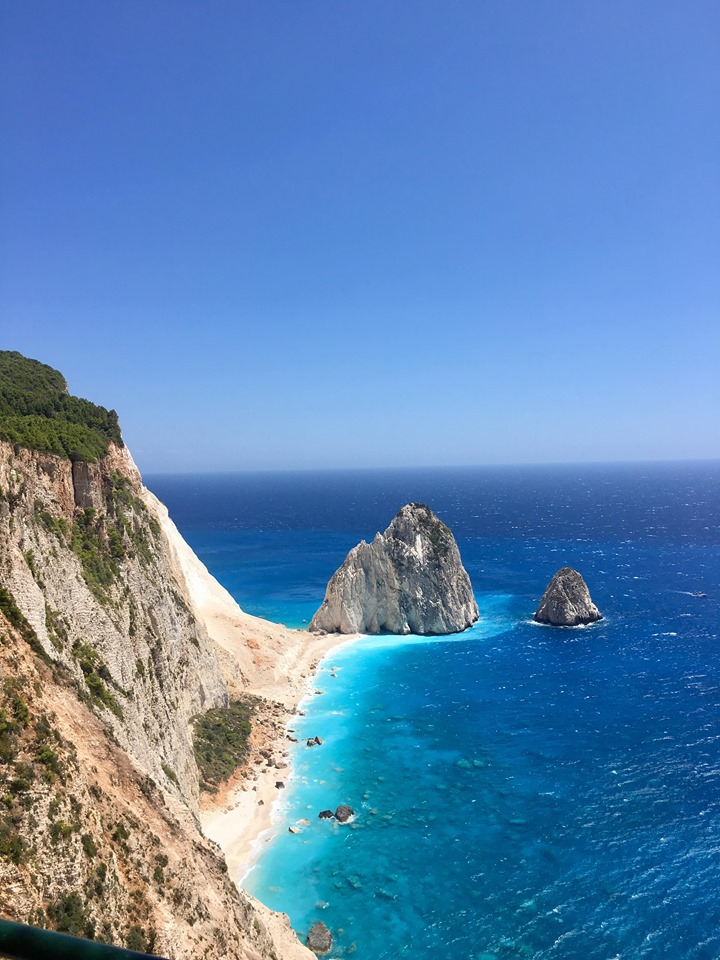 Discover the blue gems of the Greek Ionian Islands