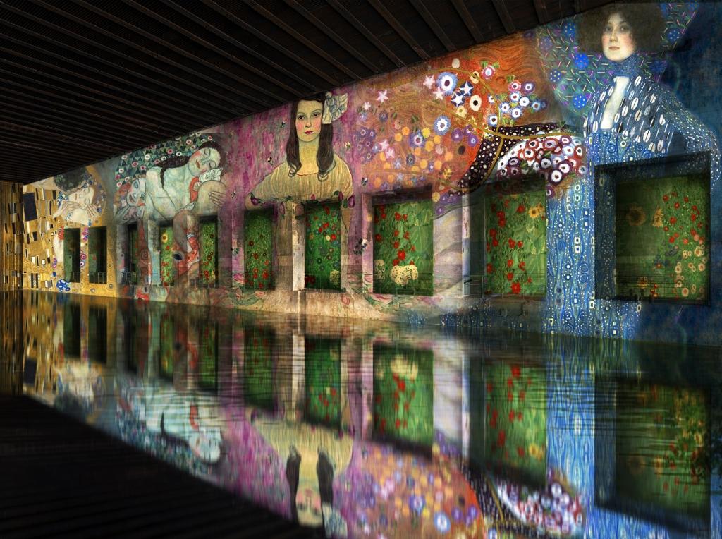Gustav Klimt : Le Baiser