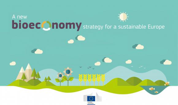 A new bioeconomy strategy to change the way Europe produce, consume & discard goods