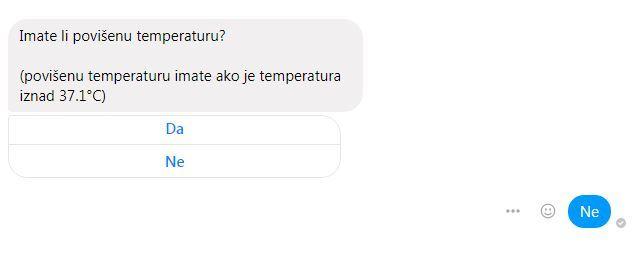 Chat bot Vinkovci 2