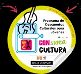 Youngsters in Extremadura with culture tickets for 2 euro