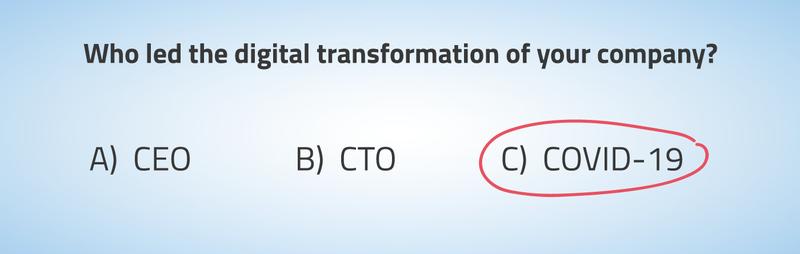 Digital Transformation Covid-19