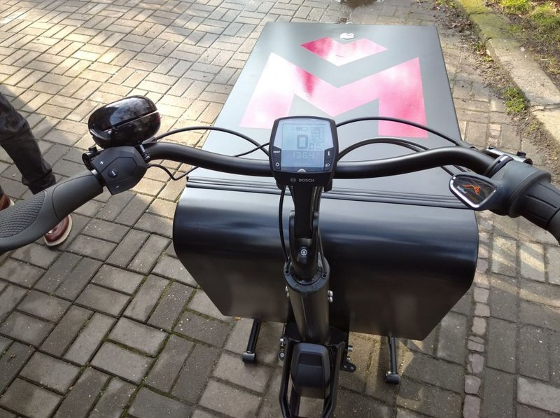 electric bikes for Bytom - front