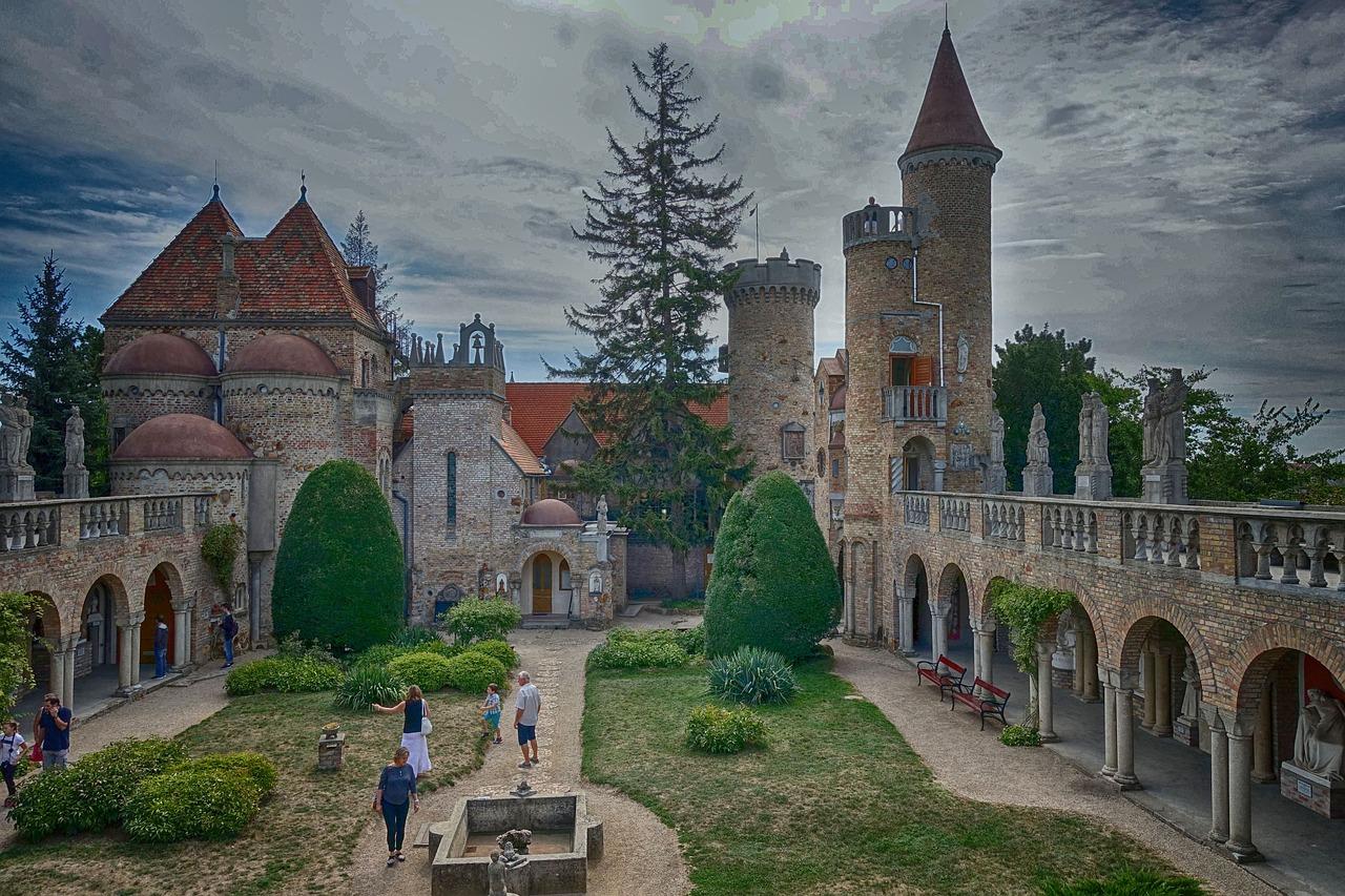 Székesfehérvár Castle