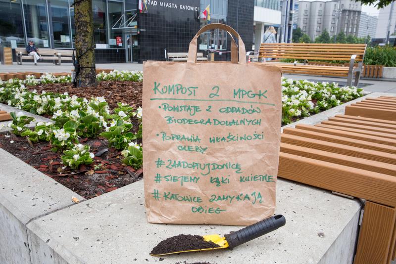 compost starter kit Katowice