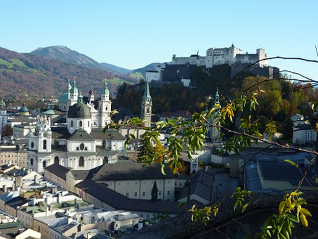 Salzburg - a leader in Smart Grids and electric mobility
