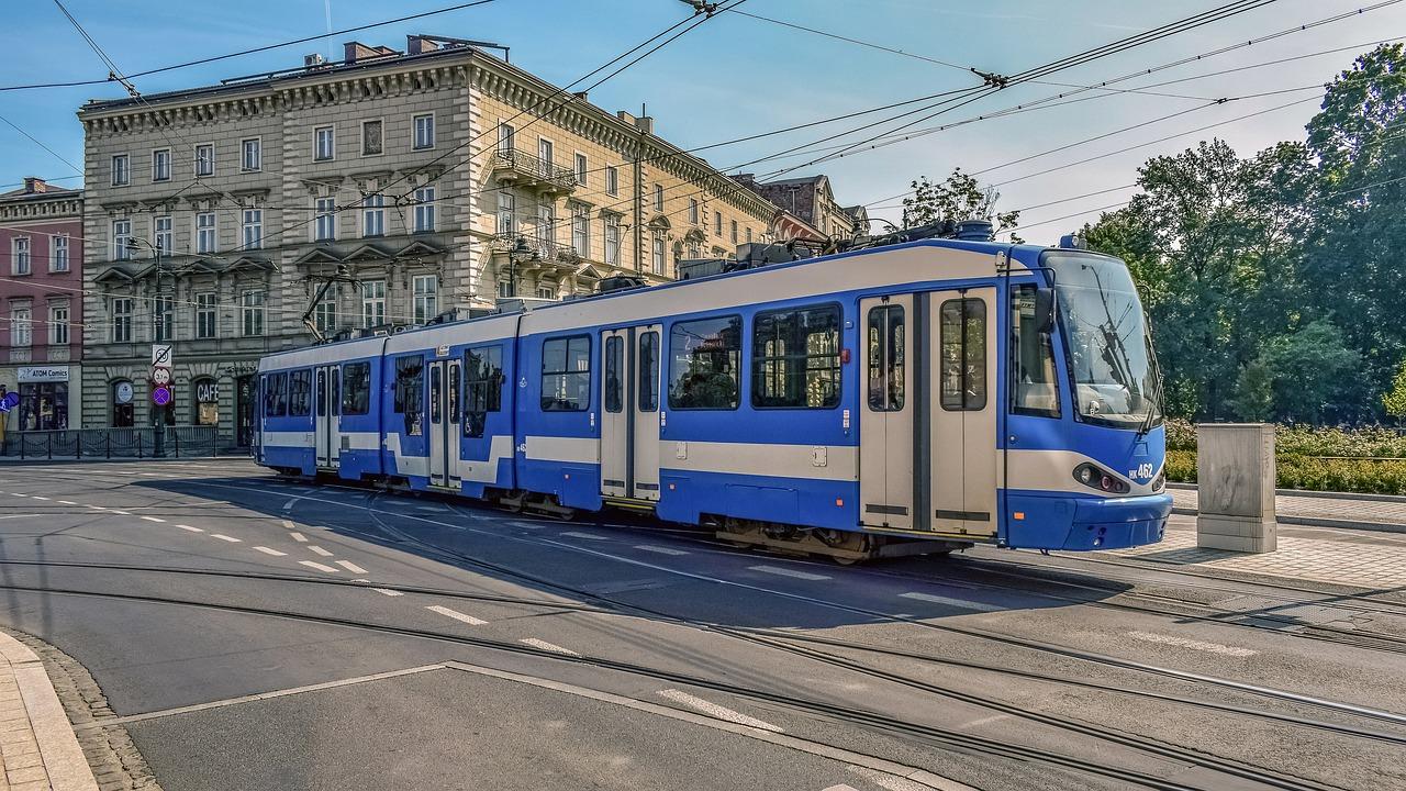 tram Krakow