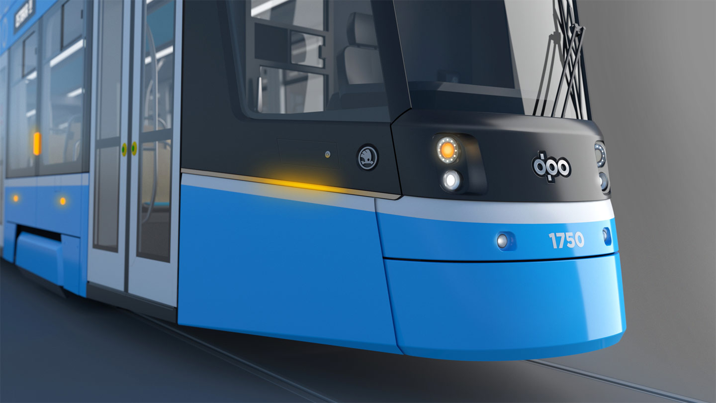 Ostrava will have trams unique for Central Europe
