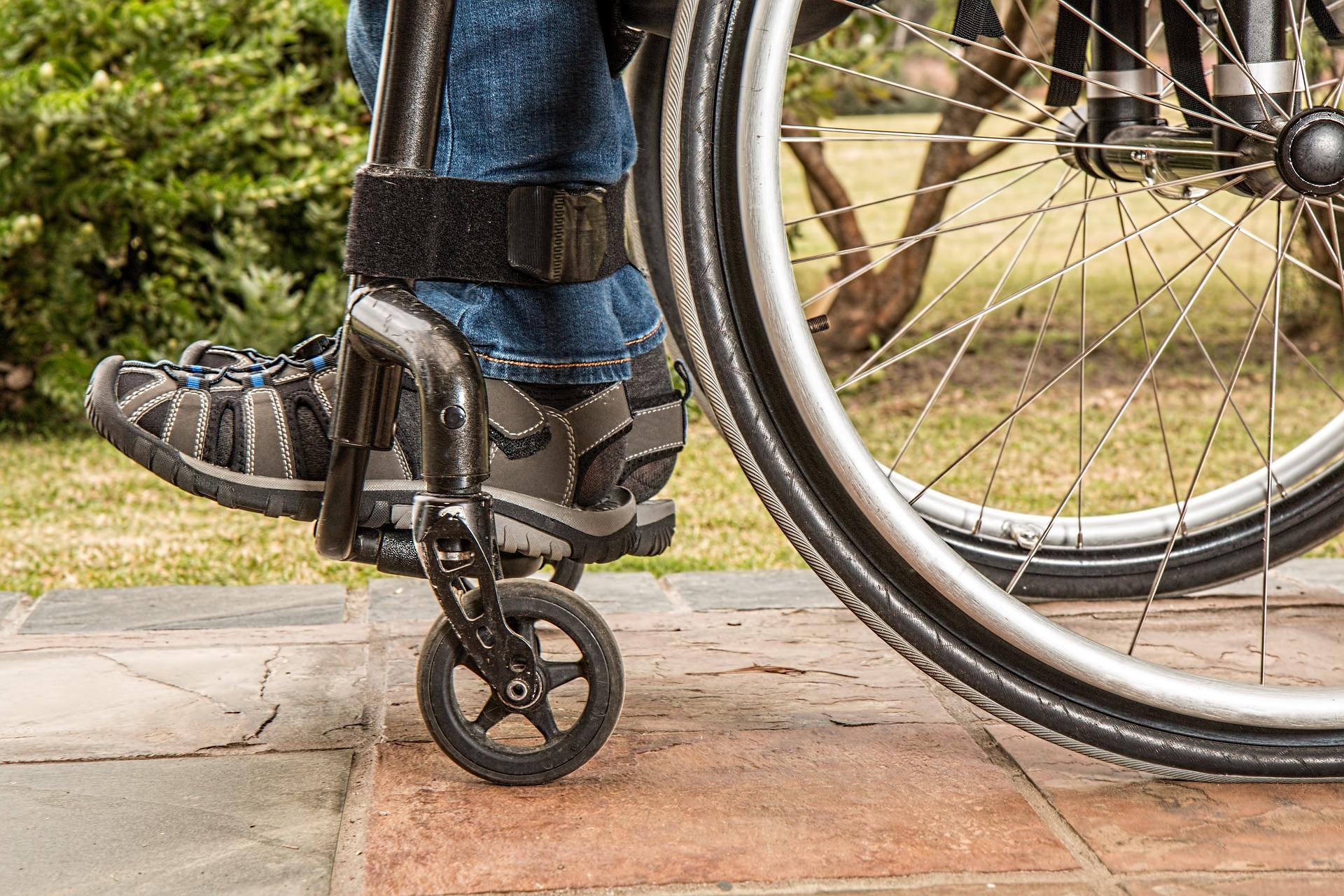Wheelchair 1595802 1920