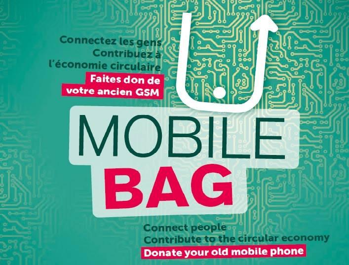Mobile bag facebook