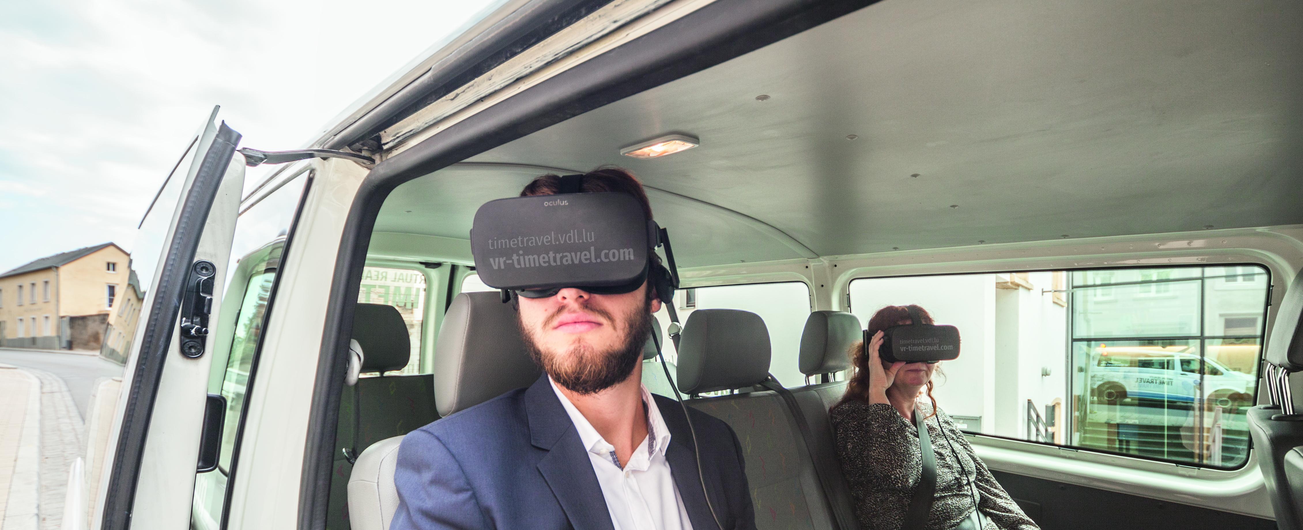 Virtual reality tour guide copyright ville de luxembourg urbantimetravel...