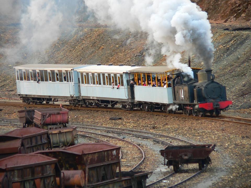 1museo de riotinto train