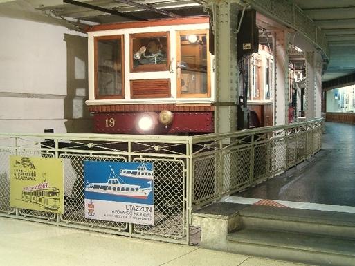 Slider millennium underground museum 1