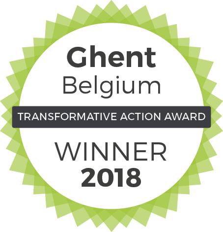 Transformative action award winner 2018 small