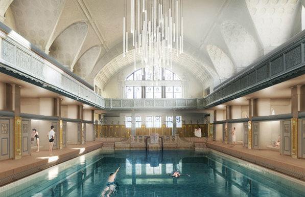 Slider bains municipaux webmag ville de strasbourg
