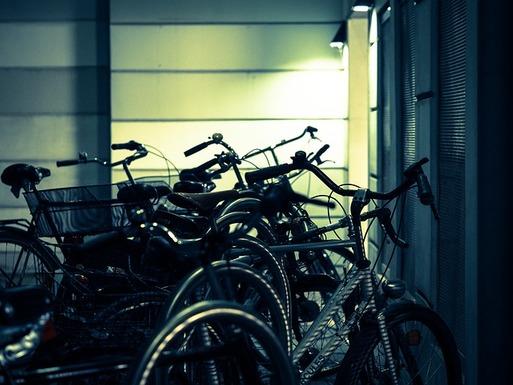 Slider bike racks 959540 640
