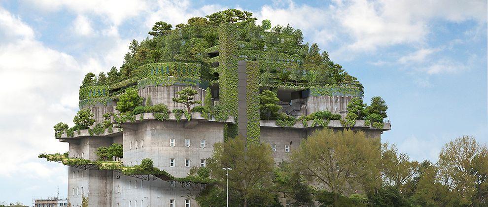 Green roofs hamburg