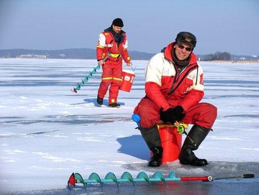 Slider icefishing