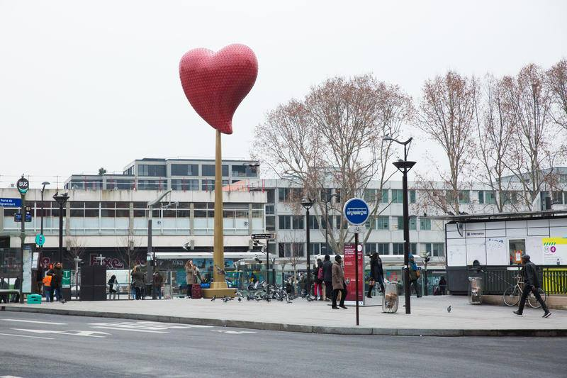 The heart of paris 18