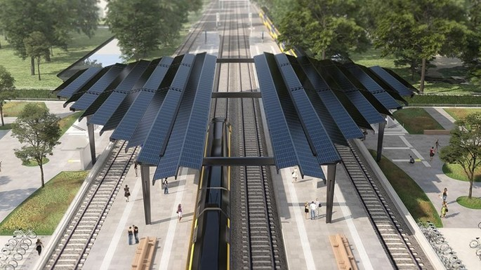 Slider prorail