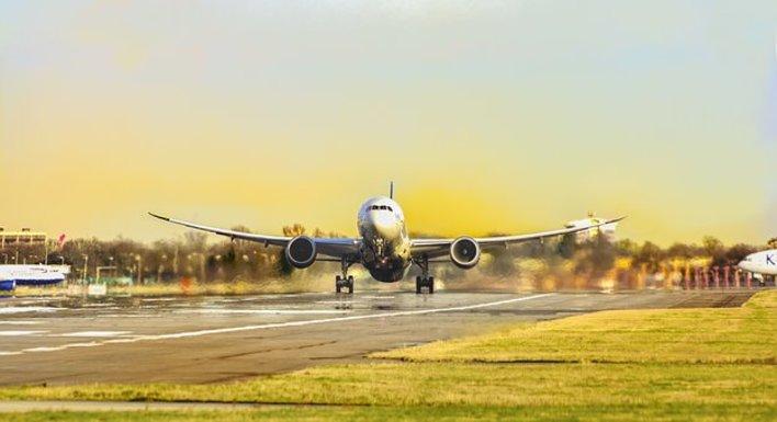 Slider airplane