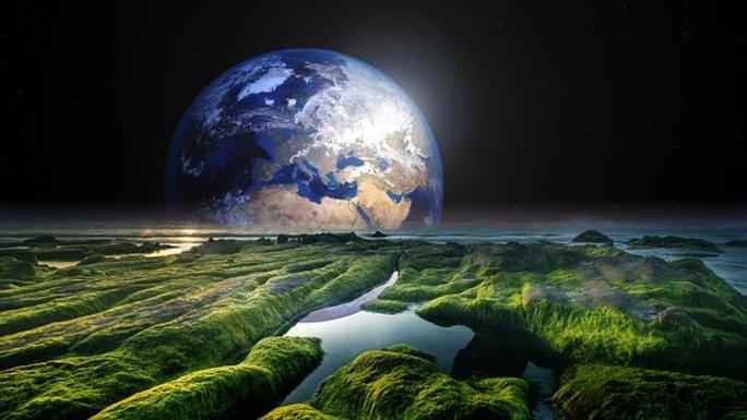 Slider planet