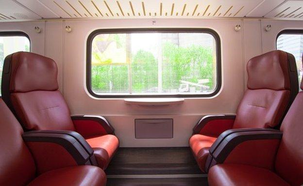 Slider train