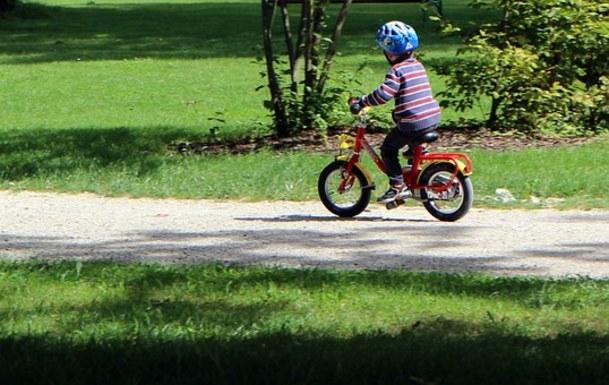 Slider bikepath