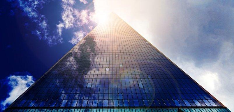 Slider skyscraper