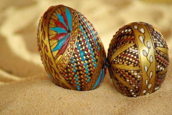 Slider eggs
