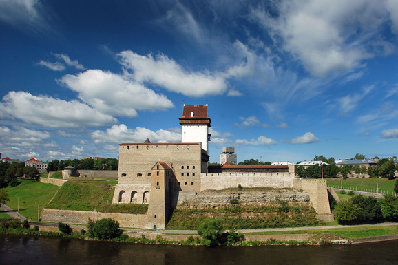 Slider narva castle 2008