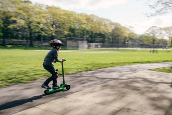 Slider scooter
