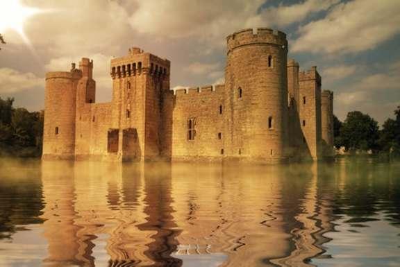 Slider castle