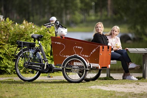 Slider u bike