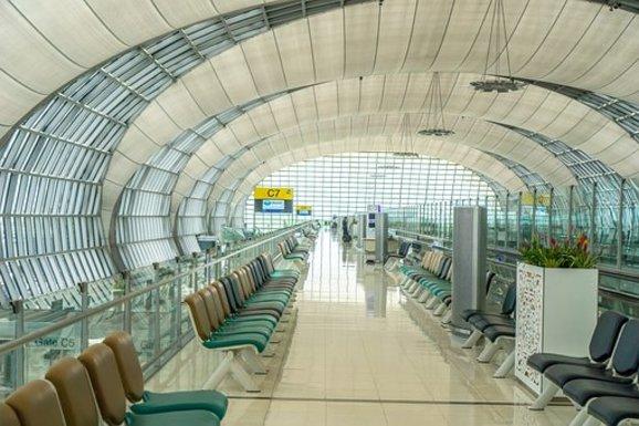 Slider airport
