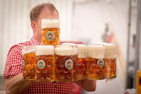 Slider beer