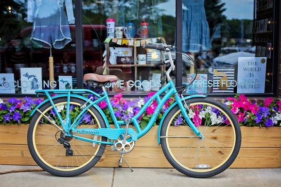 Slider bike