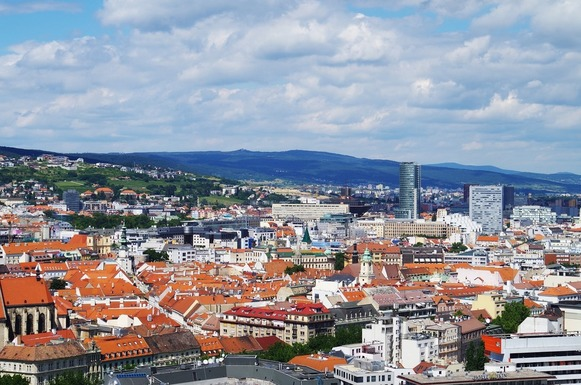 Slider bratislava slovakia city  architecture buildings.