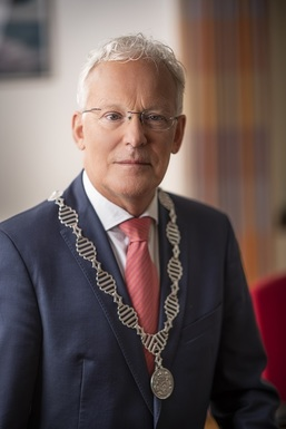 Slider mayor jan rijpstra
