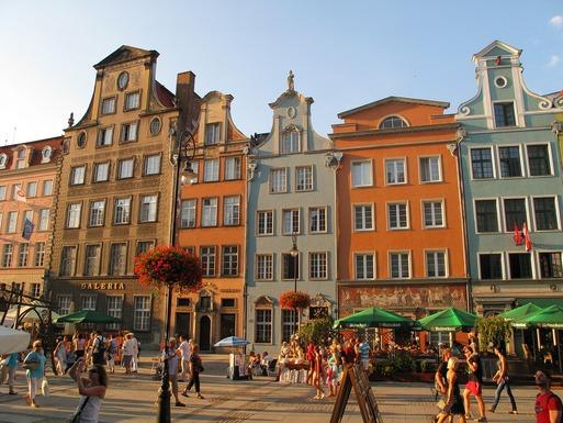 Slider gdansk