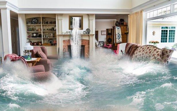 Slider flooding
