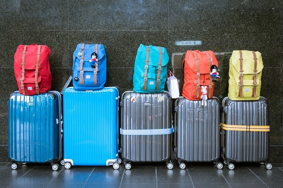 Slider luggage