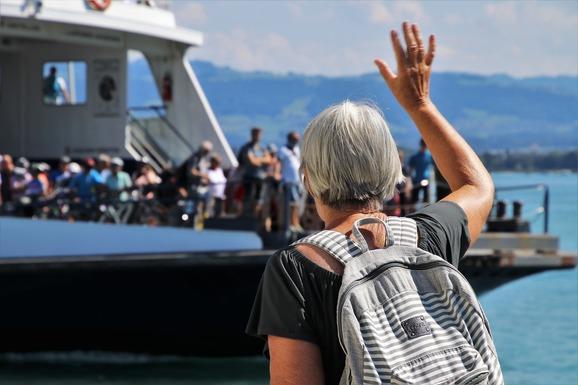 Slider ferry